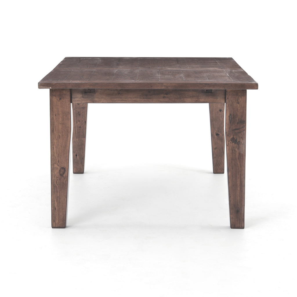 Irish Coast Extension Dining Table in Sundried Ash