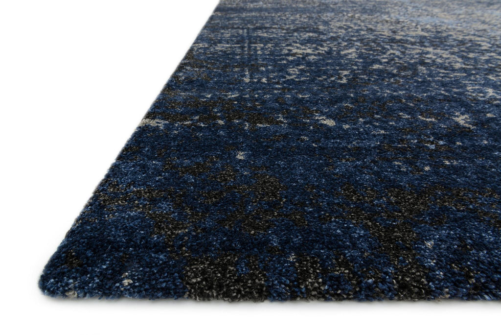 Viera Rug in Grey & Navy by Loloi