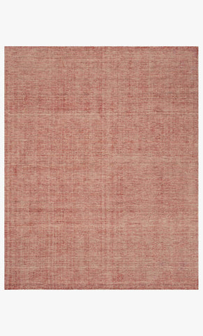 Villa Rug in Rust design by Ellen DeGeneres for Loloi