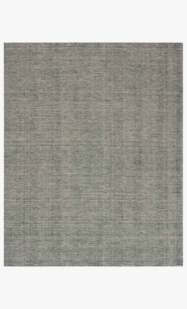 Villa Rug in Slate by ED Ellen DeGeneres Crafted by Loloi