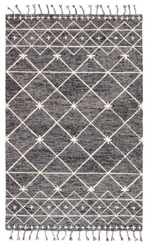 Vera Rhea Rug in Gray by Nikki Chu for Jaipur Living