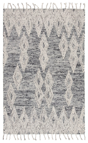 Vera Mulberry Rug in Blue by Nikki Chu for Jaipur Living