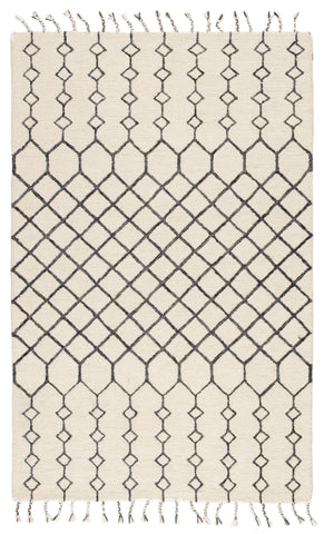 Vera Garnet Rug in Ivory by Nikki Chu for Jaipur Living