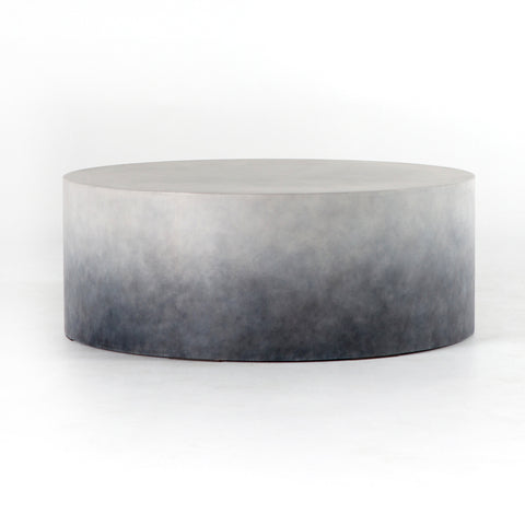 Sheridan Coffee Table in Indigo Ombre by BD Studio