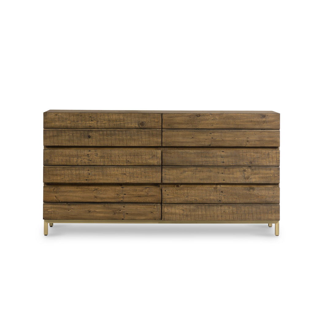 Tiller 6 Drawer Dresser by BD Studio
