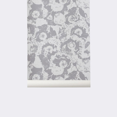 Sample Vanitas Wallpaper by Ferm Living