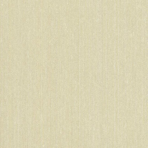 Vertical Silk Wallpaper in Cream from the Grasscloth II Collection by York Wallcoverings