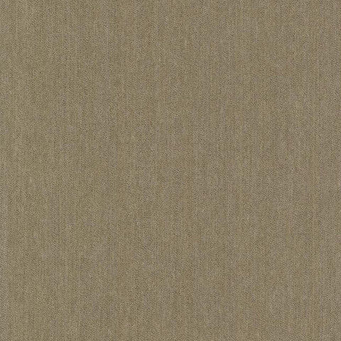 Vertical Silk Wallpaper in Pearlescent Neutral from the Grasscloth II Collection by York Wallcoverings