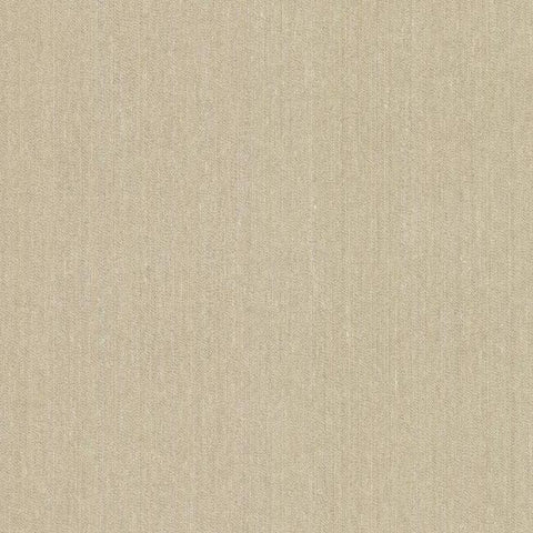Vertical Silk Wallpaper in Soft Neutral from the Grasscloth II Collection by York Wallcoverings