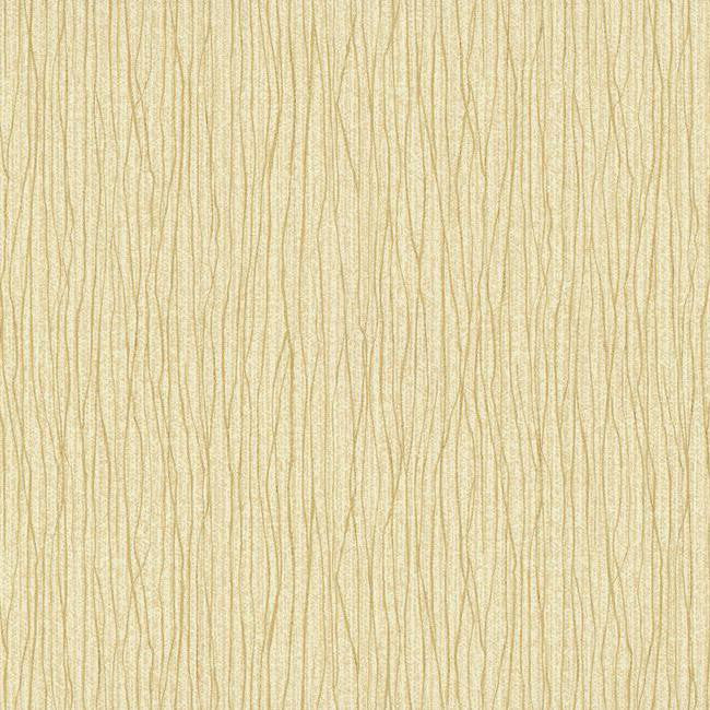 Sample Vertical Strings Wallpaper in Beige and Neutrals design by York Wallcoverings