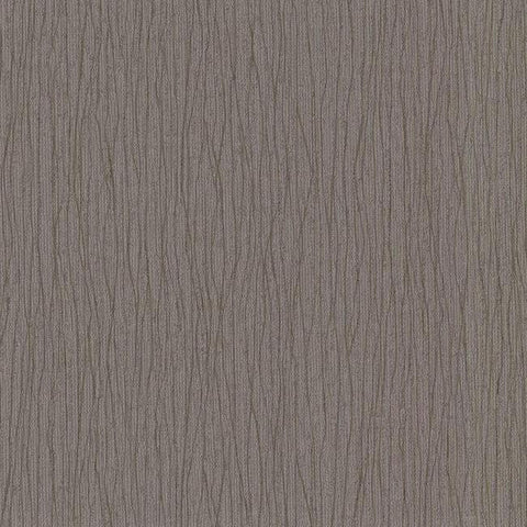 Vertical Strings Wallpaper in Charcoal and Neutrals design by York Wallcoverings