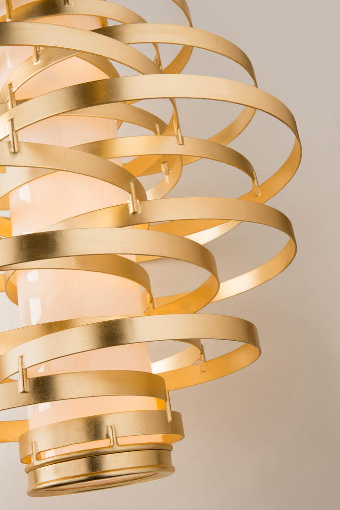 Vertigo Chandelier by Corbett Lighting