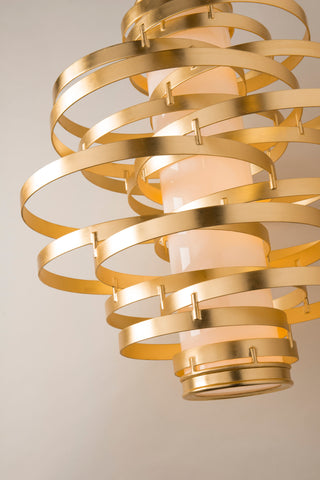 Vertigo Pendant by Corbett Lighting