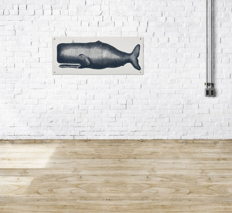 Moby Canvas Wall Panel design by Thomas Paul