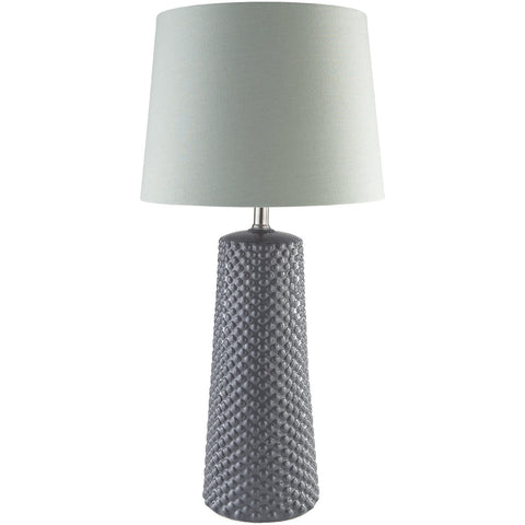 Wesley WAS-146 Table Lamp in Charcoal & Sea Foam by Surya