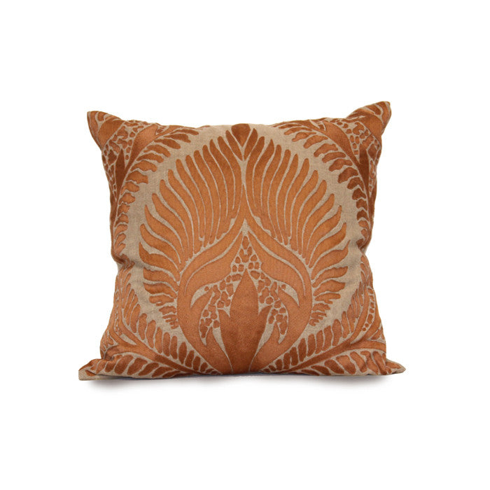 "Monarch 24"" Pillow in Assorted Colors design by Bliss Studio"