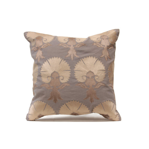 Helena Field Pillow design by Bliss Studio