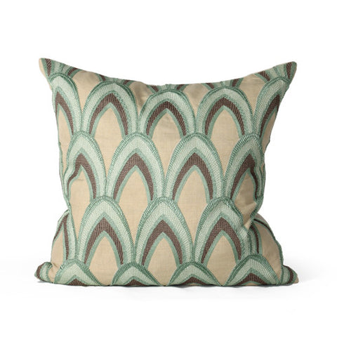 Turquesa Pillow design by Bliss Studio