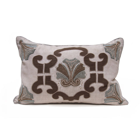 Cocteau Pillow design by Bliss Studio