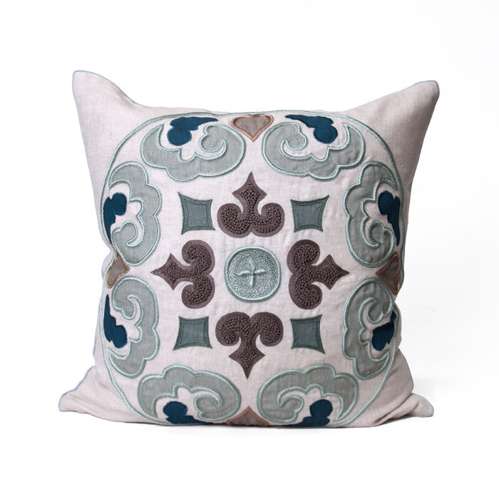 Grimaldi Pillow design by Bliss Studio