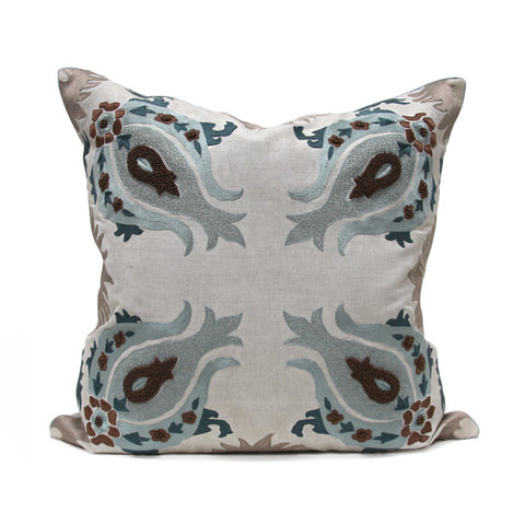Kashmir Pillow design by Bliss Studio
