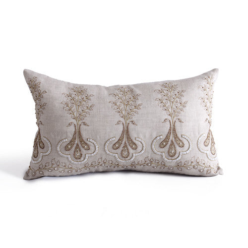 Pondicherry Pillow design by Bliss Studio