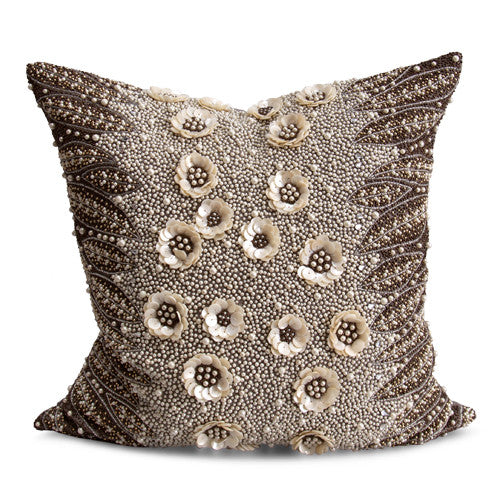 Madeleine Pillow in Ash design by Bliss Studio