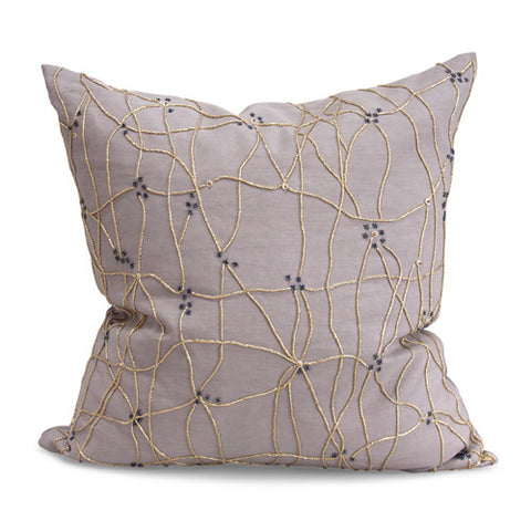 Vega Pillow in Light Ash design by Bliss Studio