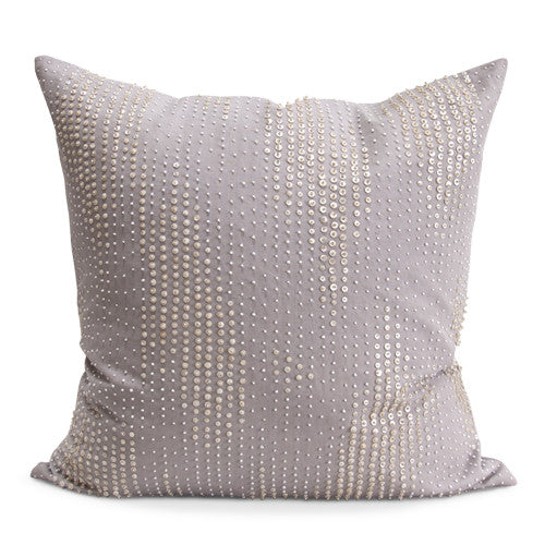 Perrot Pillow in Light Ash design by Bliss Studio