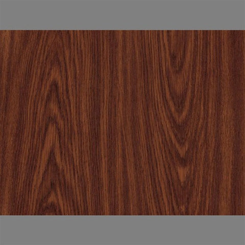 Rustic Oak Self-Adhesive Wood Grain Contact Wall Paper by Burke Decor