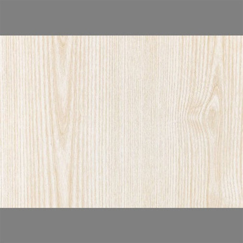 Ash White Self Adhesive Wood Grain Contact Wall Paper By Burke Decor