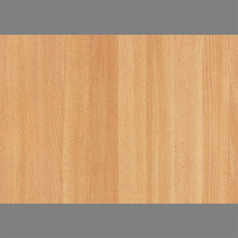 Beech Planked Medium Self-Adhesive Wood Grain Contact Wall Paper by Burke Decor