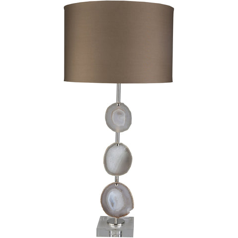 Winston WIS-101 Table Lamp in Camel & Natural by Surya