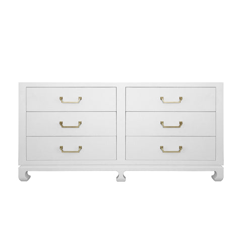 Murray 6 Drawer Chest in Various Colors