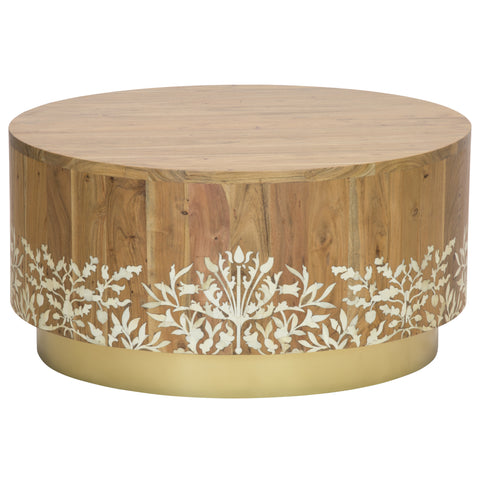 Acorn Coffee Table by William Morris for Selamat