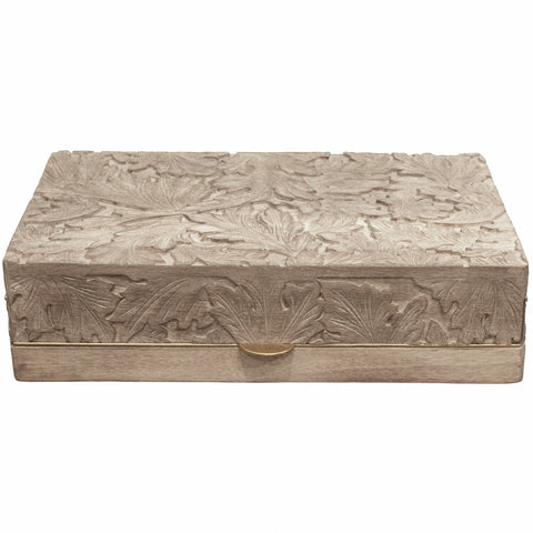Acanthus Box by Morris & Co. for Selamat
