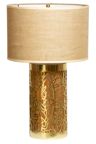 Daffodil Lamp by William Morris for Selamat