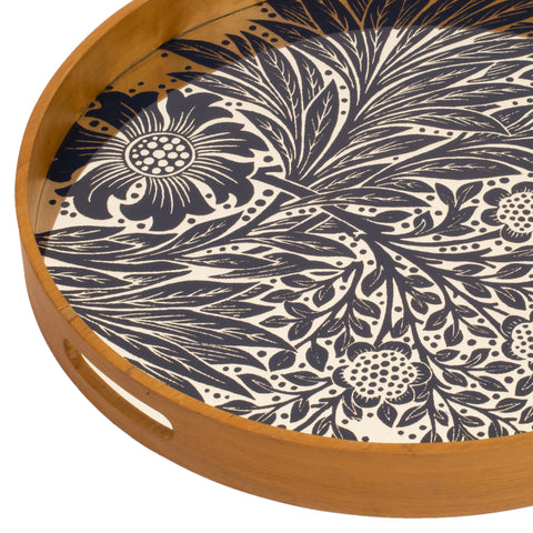 Marigold Tray by William Morris for Selamat
