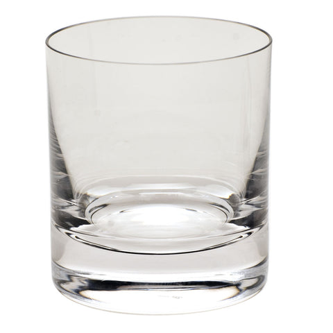 Whisky Double Old Fashioned Glass in Various Colors design by Moser