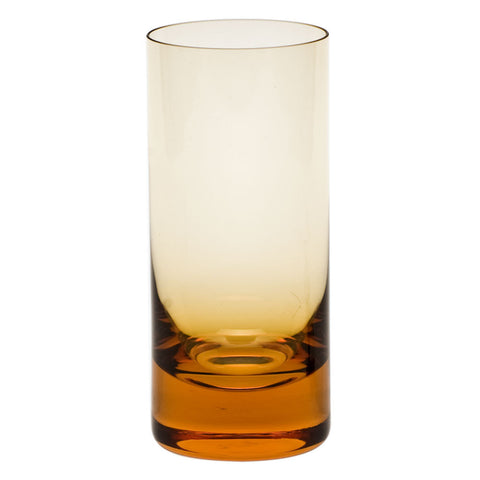 Whisky Hiball Glass in Various Colors design by Moser