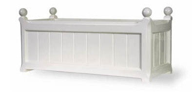 Windsor Trough in Black or White design by Capital Garden Products