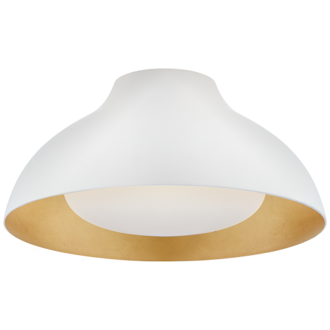 "Agnes 15"" Flush Mount by AERIN"