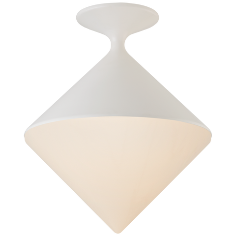 Sarnen Small Flush Mount by AERIN