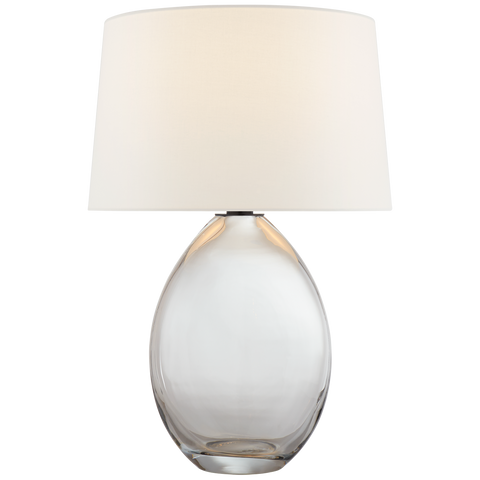 Myla Medium Wide Table Lamp by Chapman & Myers