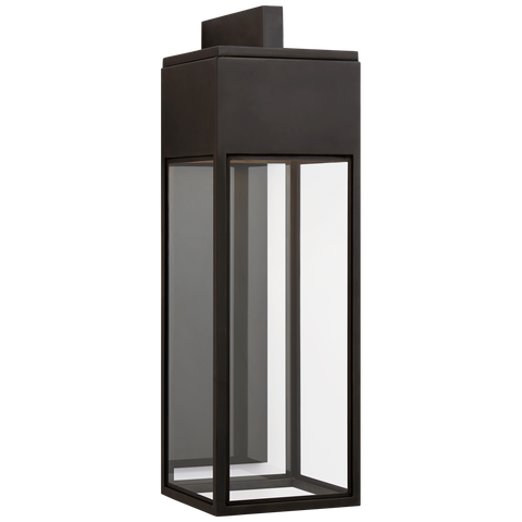 Irvine Large Bracketed Wall Lantern by Chapman & Myers