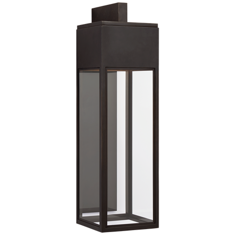 Irvine Grande Bracketed Wall Lantern by Chapman & Myers