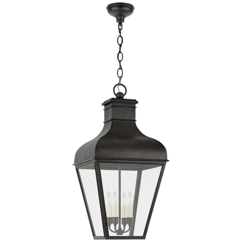 Fremont Large Hanging Lantern by Chapman & Myers