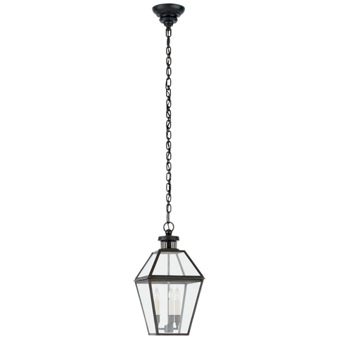 Stratford Small Hanging Lantern by Chapman & Myers