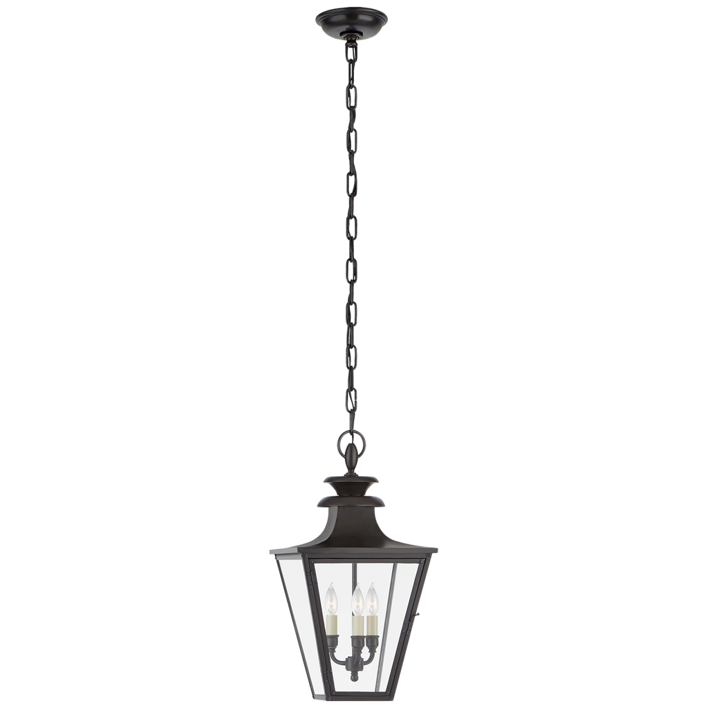 Albermarle Small Hanging Lantern by Chapman & Myers