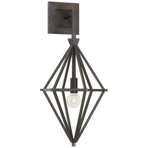 Afton Single Sconce by Julie Neill